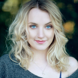 Author Evanna Lynch
