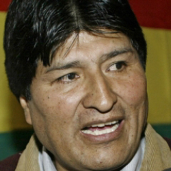 Author Evo Morales