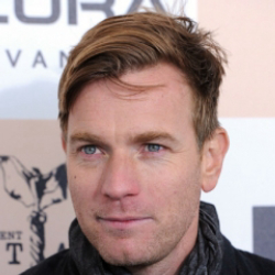 Author Ewan McGregor