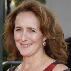 Author Fiona Shaw