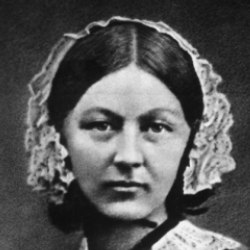 Author Florence Nightingale