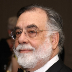 Author Francis Ford Coppola