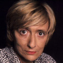 Author Francoise Sagan