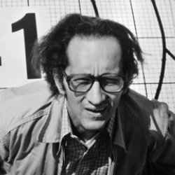 Author Frank Stella