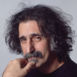 Author Frank Zappa