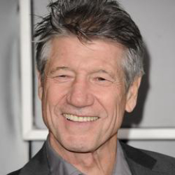 Author Fred Ward