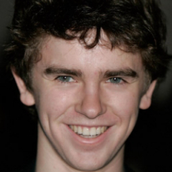 Author Freddie Highmore
