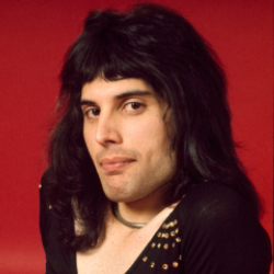 Author Freddie Mercury