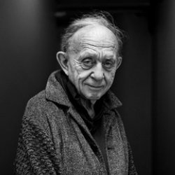Author Frederick Wiseman