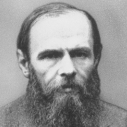 Author Fyodor Dostoevsky