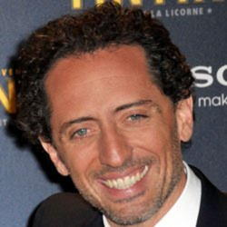 Author Gad Elmaleh