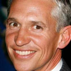 Author Gary Lineker