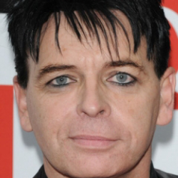 Author Gary Numan