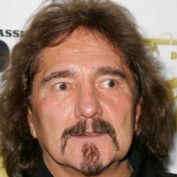 Author Geezer Butler