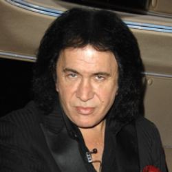 Author Gene Simmons