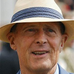 Author Geoffrey Boycott