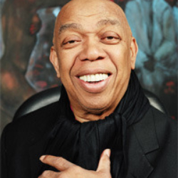 Author Geoffrey Holder