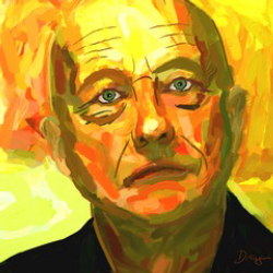Author Georg Baselitz