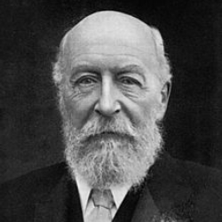 Author George Cadbury