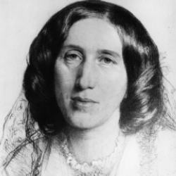 Author George Eliot