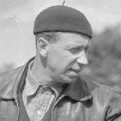 Author George Formby