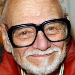 Author George Romero