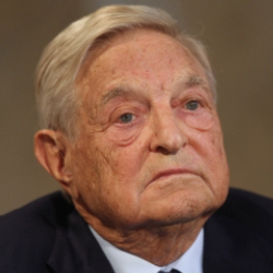 Author George Soros
