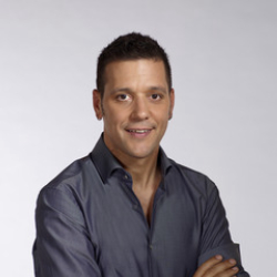 Author George Stroumboulopoulos