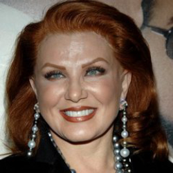 Author Georgette Mosbacher