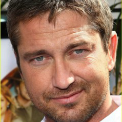 Author Gerard Butler
