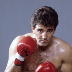 Author Gerry Cooney