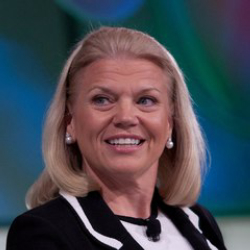 Author Ginni Rometty