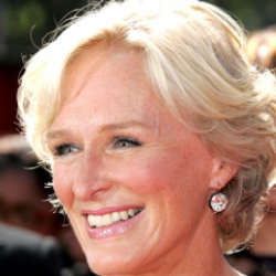 Author Glenn Close