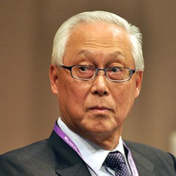 Author Goh Chok Tong