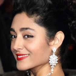 Author Golshifteh Farahani