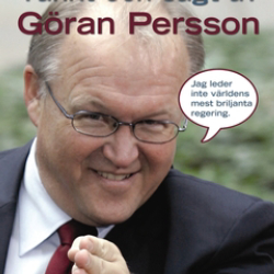 Author Goran Persson
