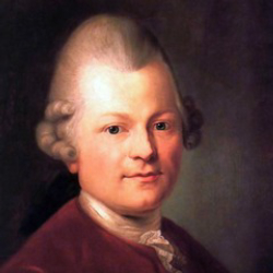 Author Gotthold Ephraim Lessing