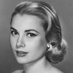 Author Grace Kelly