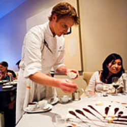 Author Grant Achatz