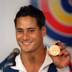 Author Greg Louganis
