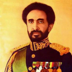 Author Haile Selassie