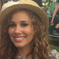 Author Haley Reinhart