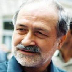 Author Hans Haacke