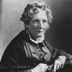Author Harriet Beecher Stowe