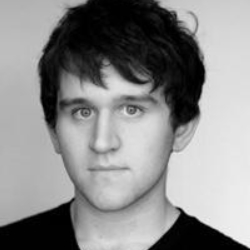 Author Harry Melling