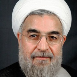 Author Hassan Rouhani