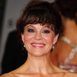 Author Helen McCrory