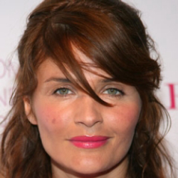 Author Helena Christensen