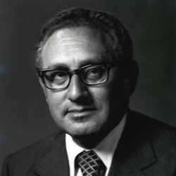 Author Henry A. Kissinger