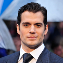 Author Henry Cavill